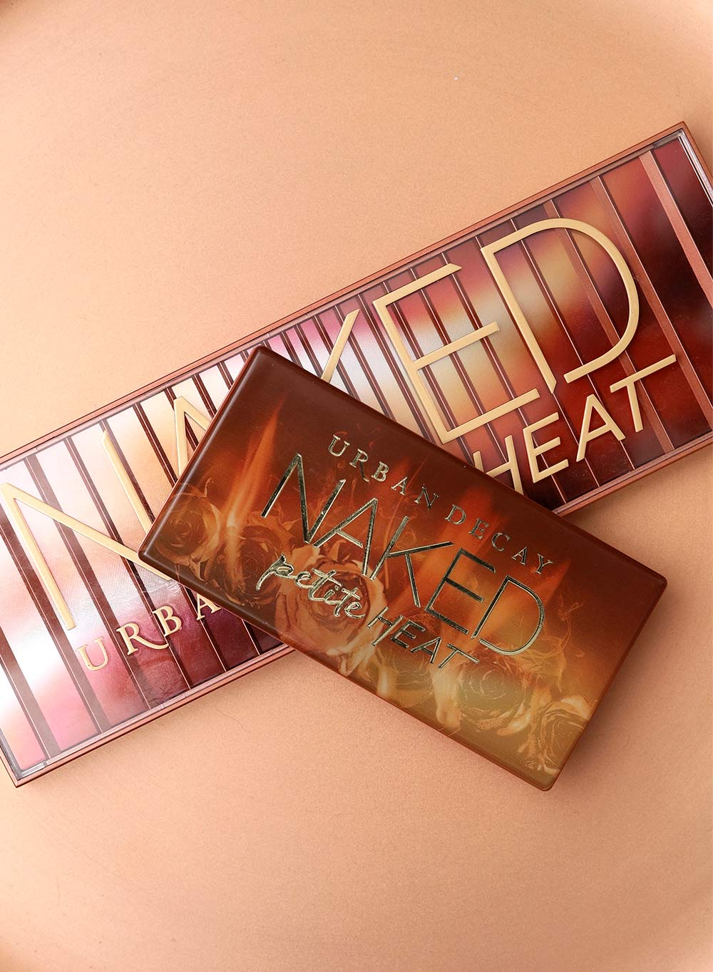 urban decay naked petite heat packaging