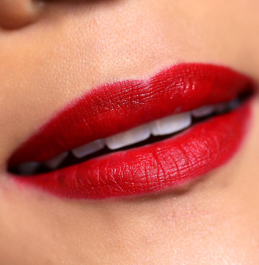mac blue blood lipstick