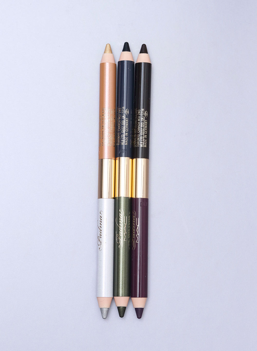 mac padma powerpoint eye pencil