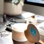 Raw Sugar Body Butter in Raw Coconut + Mango