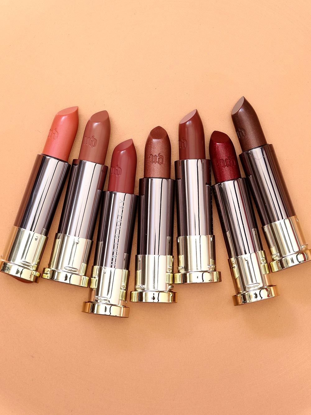 urban decay naked heat lipsticks spring 2018