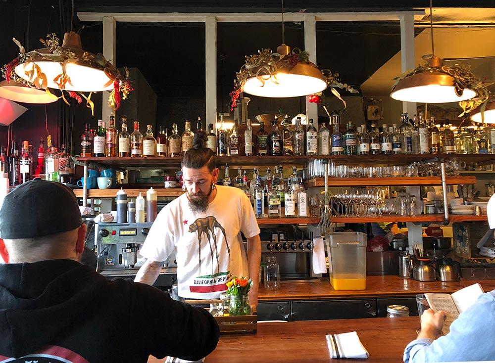 Best brunch in the north bay wishbone in petaluma for Food bar petaluma
