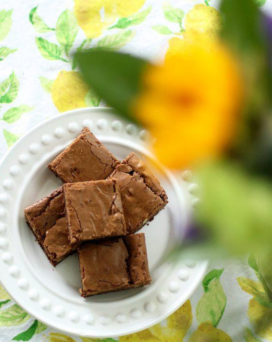My Go-To Brownie Recipe