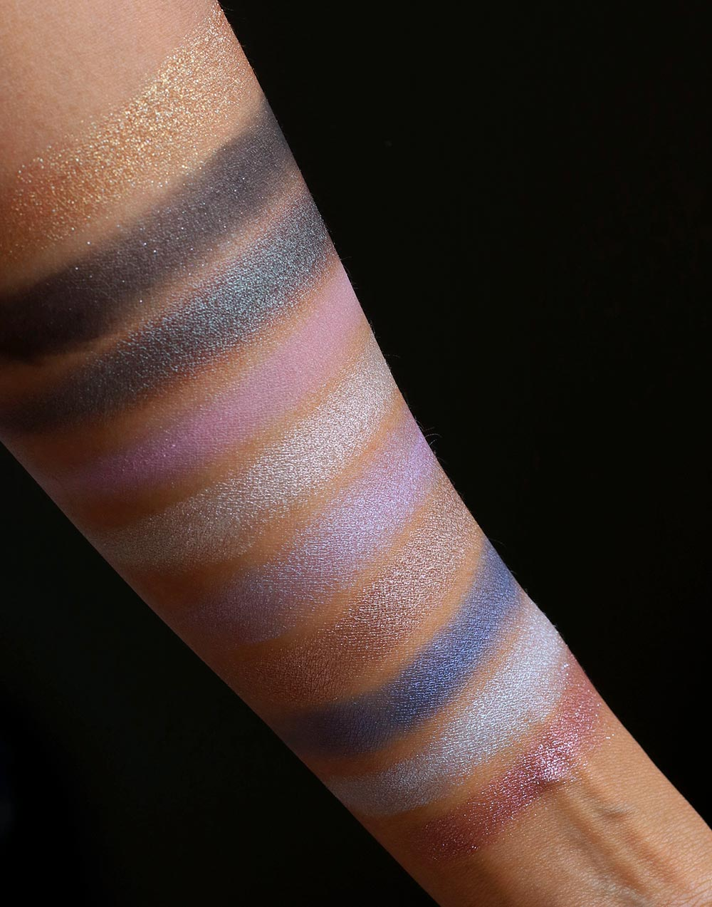katy cat cool kat palette swatches