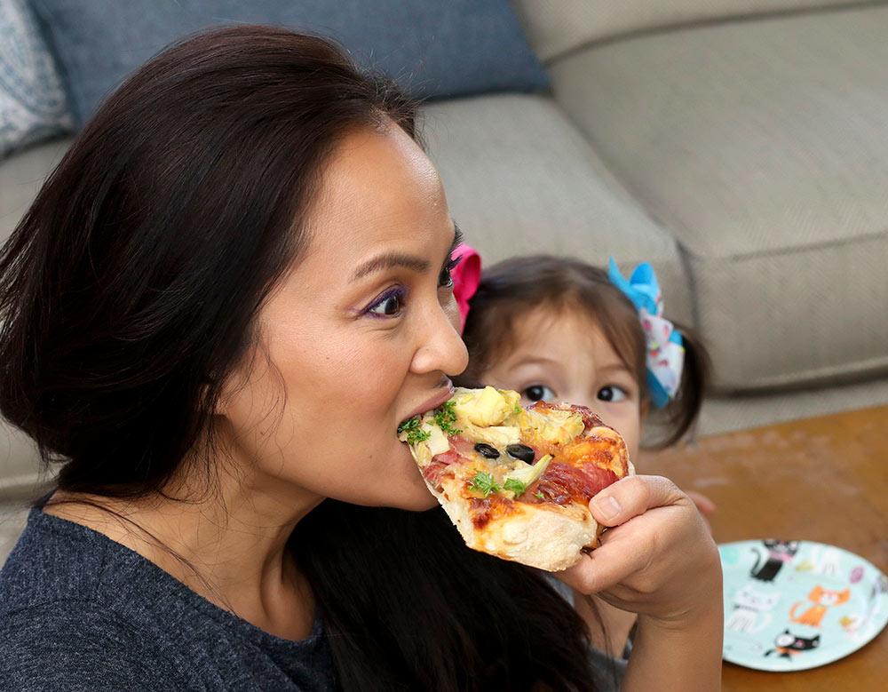 pizza k yum
