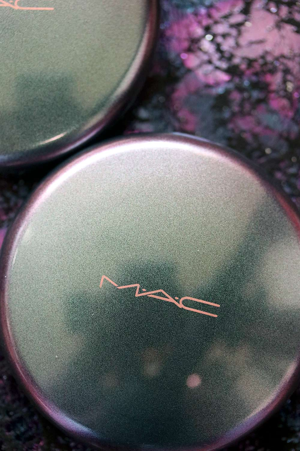 mac mirage noir packaging