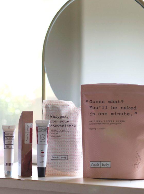 Indie Beauty Brand Spotlight: Frank Body