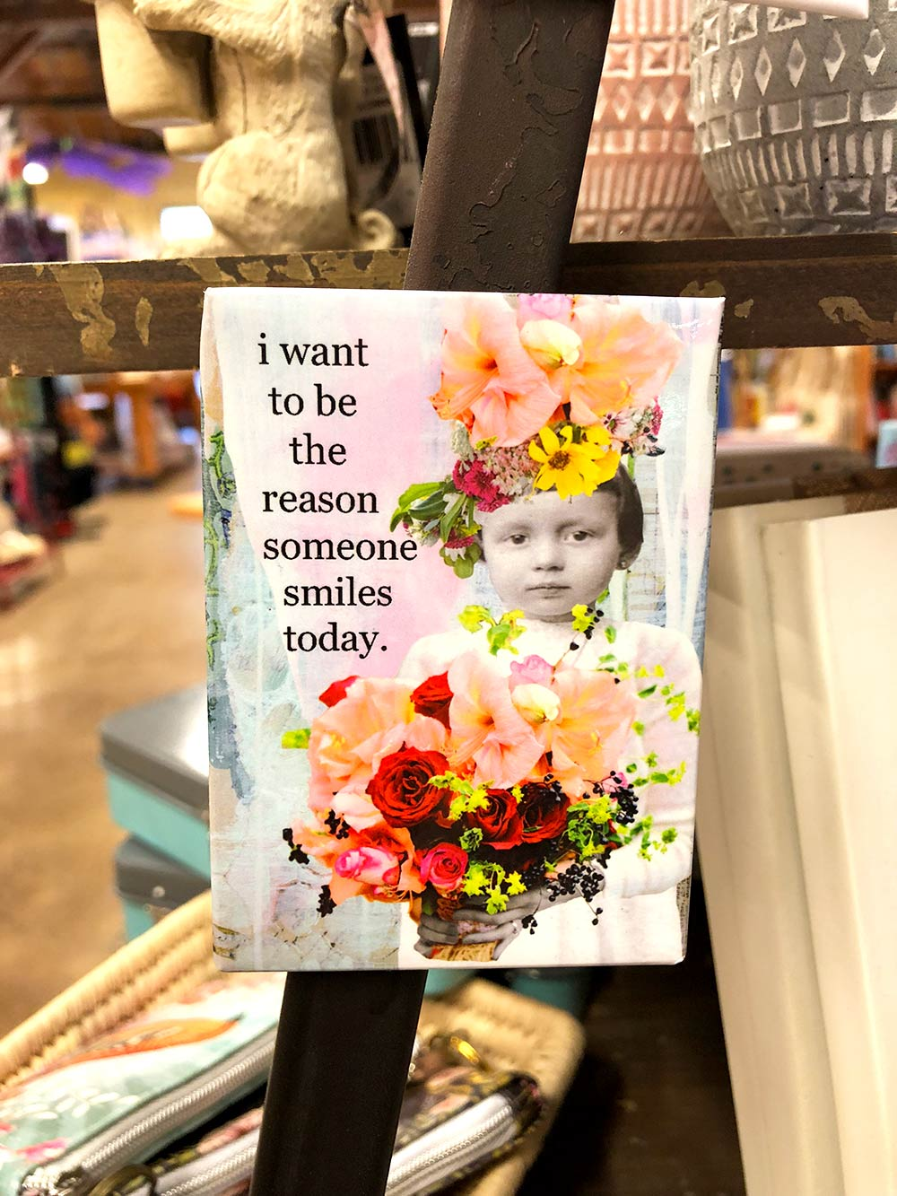 i want to be the reason someone smiles