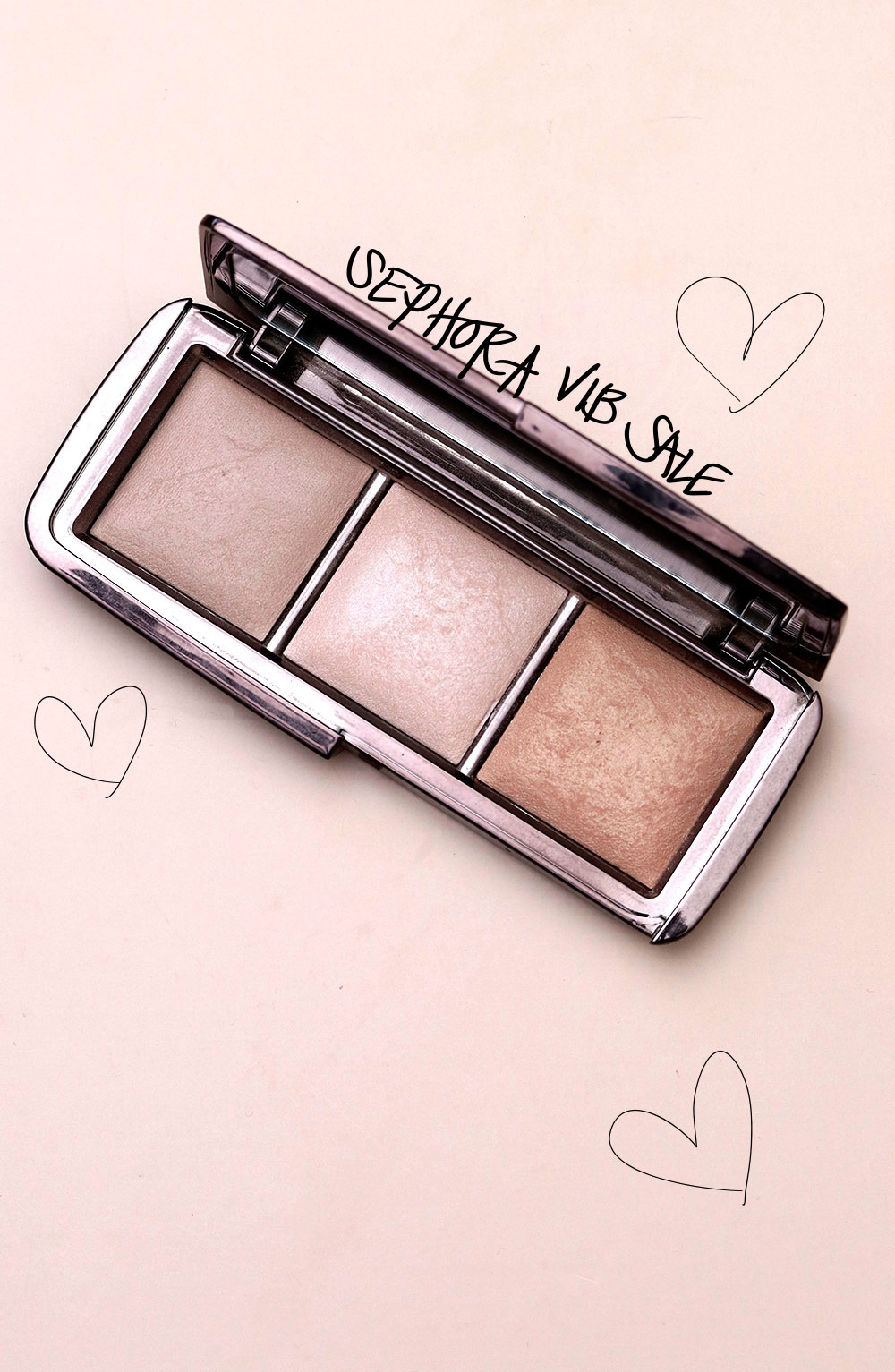 hourglass ambient lighting palette vib sale