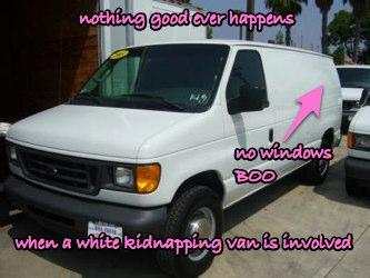 white-kidnapping-van