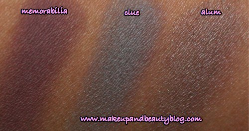 mac-cosmetics-originals-eyeshadows-memorabilia-clue-alum-swatches