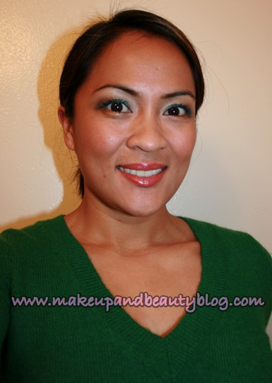mac-cosmetics-parrot-eyeshadow-fotd-1