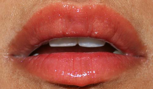 three custom color specialists papaya crush lipgloss wand