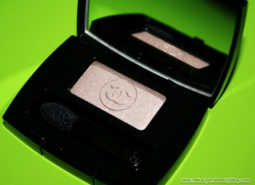 Chanel Ombre Essentielle Soft Touch Eyeshadow Bonjour Credit Card