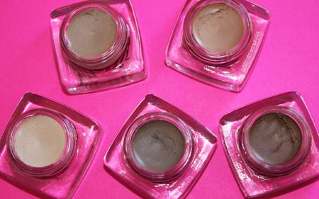 bobbi brown cosmetics quick face long wear cream shadow final final