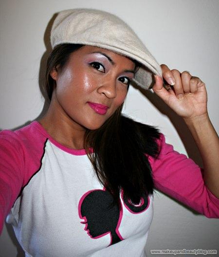 mac-cosmetics-medallion-silverwear-trophy-pink-fotd-1