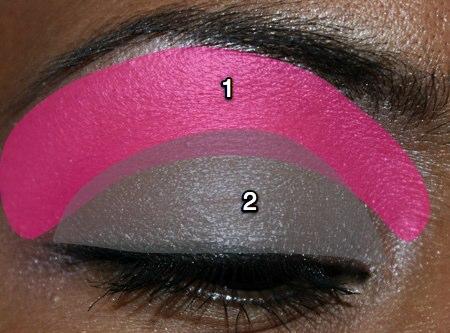 mac-cosmetics-medallion-silverwear-trophy-pink-fotd-eyemap-1