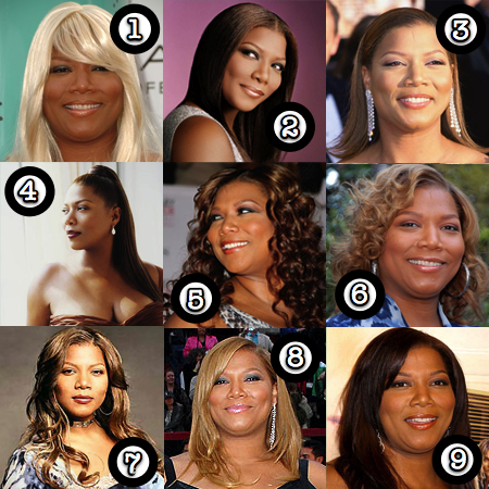 Queen Latifah Her Best Hair Makeup And Beauty Blog