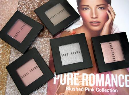 Bobbi Brown Blushed Pink Collection