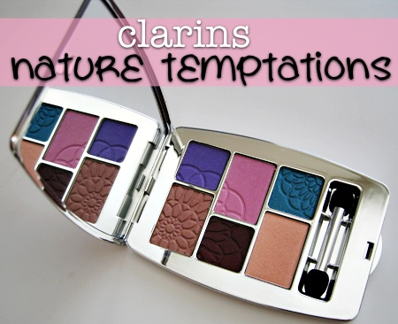 clarins nature temptations eye colour palette