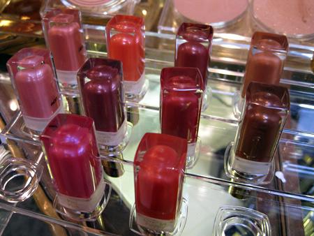 estee lauder bronze goddess lipsticks