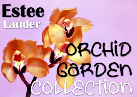 estee lauder orchid garden collection