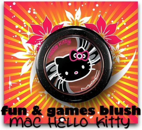 mac hello kitty fun and games beauty powder blush giveaway