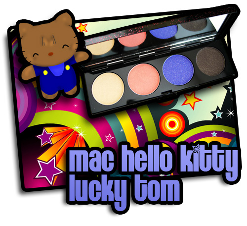 MAC Hello Kitty Lucky Tom