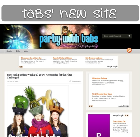 party with tabs