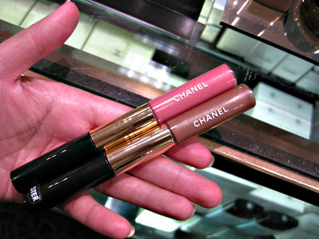 Chanel Cote DAzur Collection Summer 2009 Rouge Intensite Ultra Wear Lip Colour Madarin Coral Rose Agate12