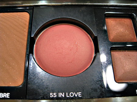 Chanel Cote DAzur Collection Summer 2009 Joues Contraste Powder Blush In Love 5