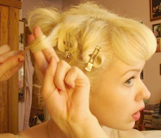 101 hairstyle tutorials makeup and beauty blog vintage hairstyle tutorials solutioingenieria Gallery