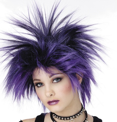 How To Do Punk Hair