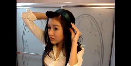 Cute Satin Headband Tutorial