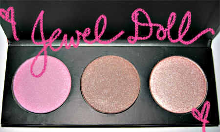 Barbie Loves Stila Jewel Doll Palette