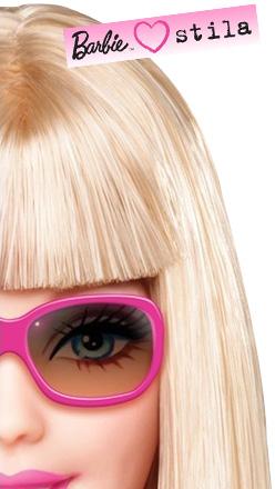Barbie loves Stila