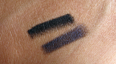 cargo plant love eyeliner swatches
