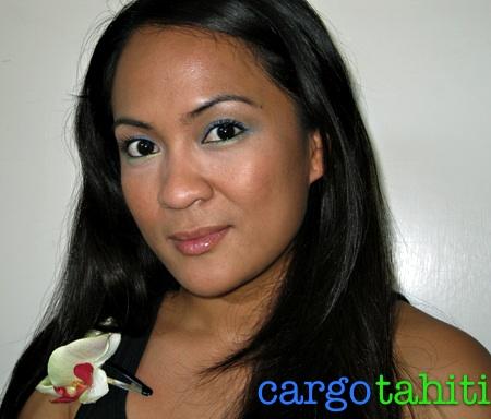 cargo tahiti palette fotd