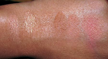 Chanel Cote DAzur Collection Summer 2009 bronzer blush all final