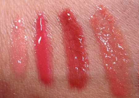Chanel Cote DAzur Collection Summer 2009 aqualumiere glosses only