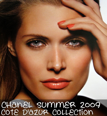 Chanel Cote DAzur Collection Summer 2009 top pic
