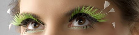 makeup lashes