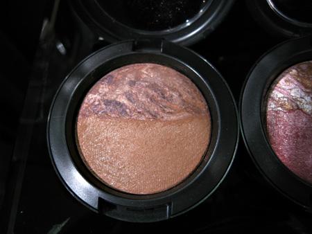 mac cosmetics grand duos earth to earth