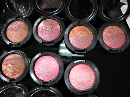 mac cosmetics grand duos all