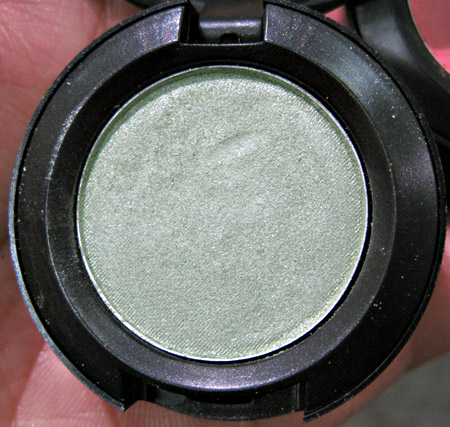 mac sugarsweet mac cosmetics aquavert eyeshadow