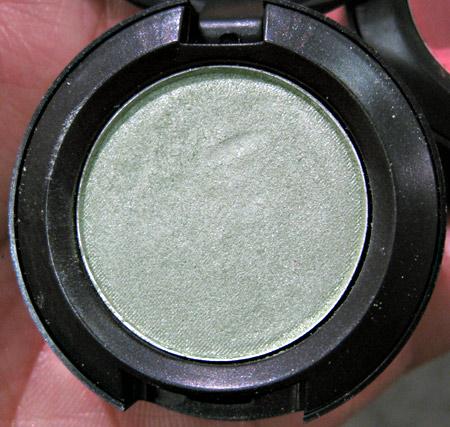 mac sugarsweet mac cosmetics aquavert eyeshadow