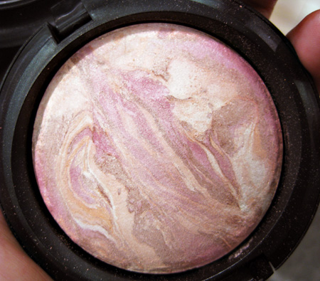 mac sugarsweet mac cosmetics perfect topping mineralize skinfinish