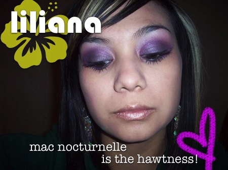 makeup and beauty blog share your look 031609 liliana