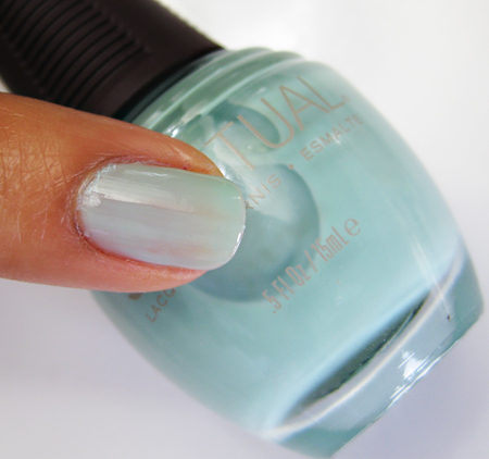 spa ritual nail polish delight