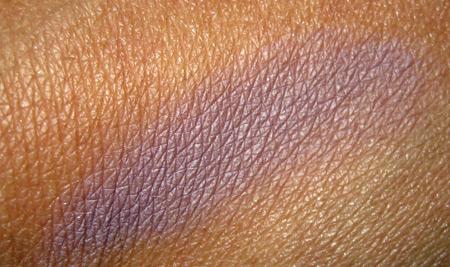 bobbi brown long-wear cream shadow in heather swatch 2